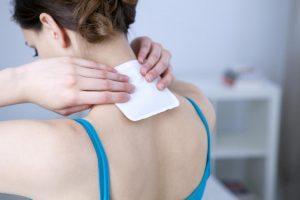 Pelle sensibile da nevralgia herpes zoster